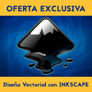 Oferta Exclusiva Curso Inkscape
